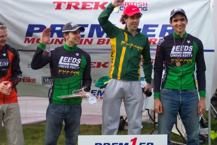 Builth Wells Sport Podium, 2005