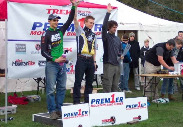 Sport Podium, Plymton Rd 1, National Points Series 2005